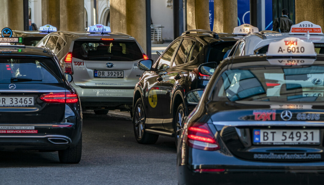 Siden taxireformen i november har det blitt registrert 2890 nye løyver i Norge. I hovedstaden har antallet løyver økt med 51 prosent.