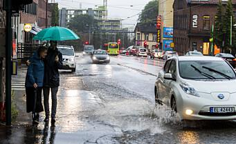 Oslo brann- og redningsetat sender ut vær-advarsel. Dette bør du gjøre