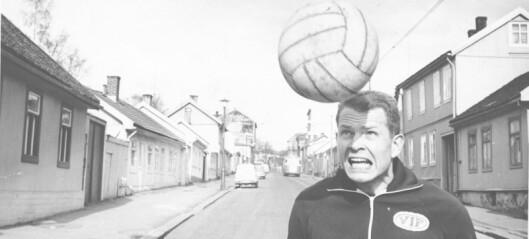 Vålerenga-legenden Einar Bruno Larsen er død