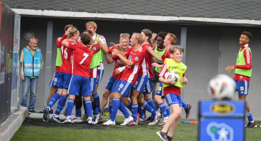 Skeid snudde til seier over Øygarden, og topper tabellen i 2. divisjon