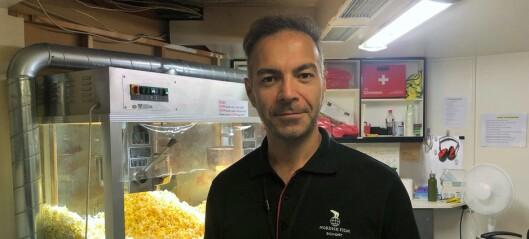 Regnværet lokker folk inn: Odeon og Saga kinoer melder om «fulle» saler