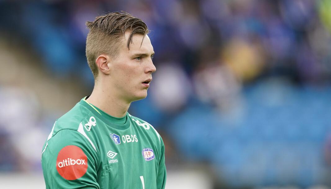 Kristoffer Klaesson blir Premier League-spiller etter overgangen til Leeds.