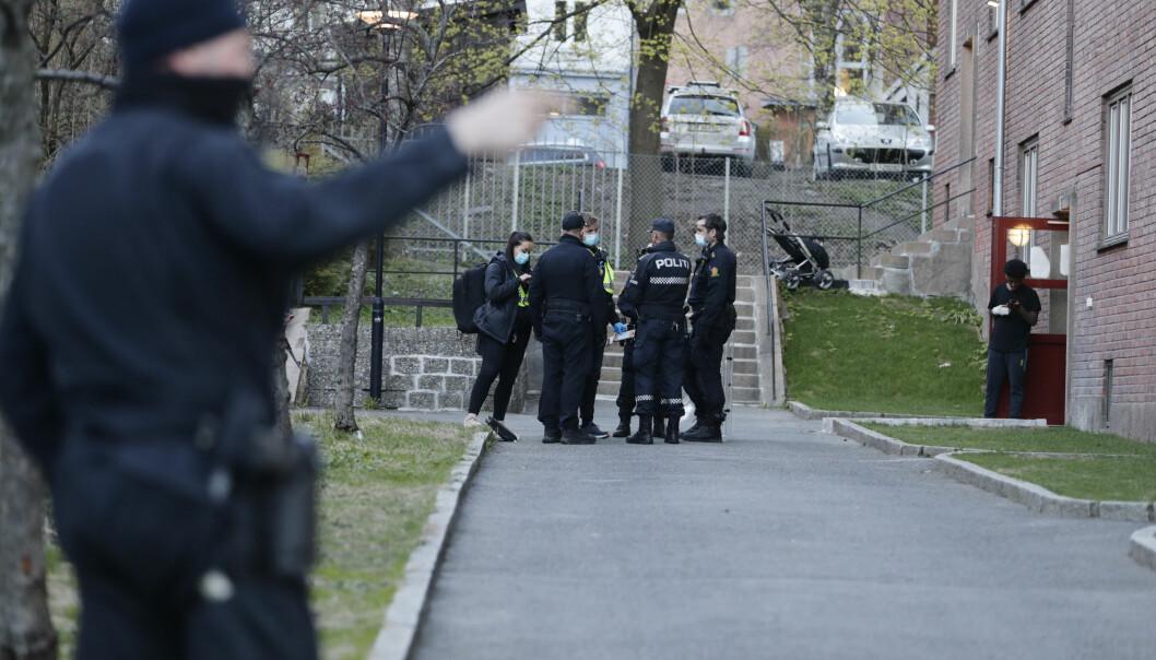 En mann ble i april knivstukket på åpen gate på Bjølsen. Gjerningspersonen løp fra stedet og ble aldri funnet.