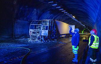 Oslofjordtunnelen stengt til 17. august