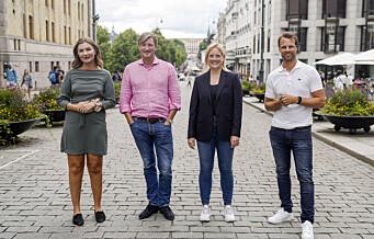 Frp Oslo i strupen på AP ved lanseringen: – Politikken i Oslo er ikke spesielt lystig