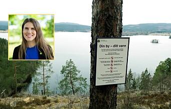 Byrådet i Oslo visste om ny kostnadsøkning i Oslos vannforsyning i oktober – informerte bystyret i juli