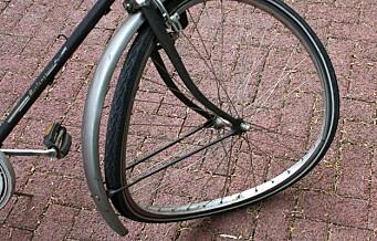 Syklist hardt skadd i ulykke på Sagene