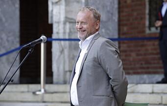Raymond Johansen: – Jeg har ikke fått råd fra FHI om å stramme inn