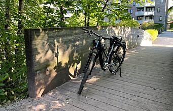 Ukas turtips på sykkel: En turvei vest i Oslo som mange ikke kjenner til