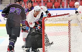 Endelig er hockeyen tilbake i hovedstaden. — Vi skal vinne serien, sier Vålerengas Daniel Sørvik