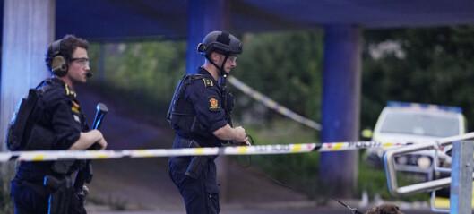 Person pågrepet etter at to personer ble skutt på Skøyenåsen i Østensjø
