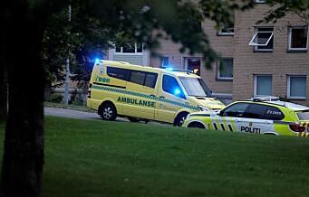 T-baneskyting: Siktet mann truet forbipasserende på Tveita før to personer ble skutt på T-banen ved Skøyenåsen