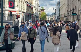 Mens Oslos smittetall igjen øker: 82.905 voksne er uvaksinert i byen. Kommunen sliter rett og slett med å oppnå kontakt med dem
