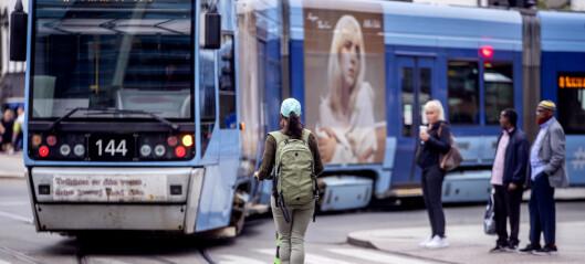Nesten alle smittevernrestriksjoner fjernes fra kollektivtrafikken
