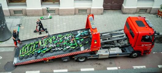 Allerede færre skader etter nye elsparkesykkelregler