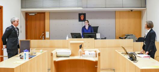 15-åring i retten – nekter straffskyld for drapsforsøk på 14-åring
