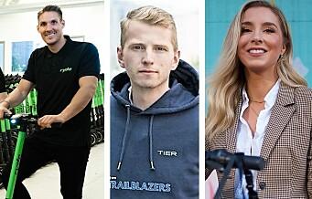 Elsparkesykkel-firmaene Ryde, Tier og Voi saksøker Oslo kommune