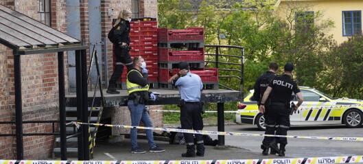 59-åring varetektsfengslet etter ran av postkontor på Helsfyr