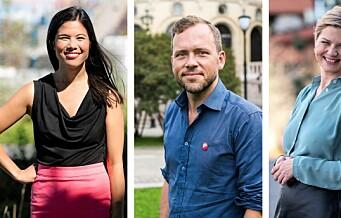 Miljøpartiene fosser fram på ny Oslo-måling