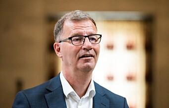 Økt koronasmitte i Oslo: - En annen karakter enn i april, mener helsebyråd Robert Steen (Ap)