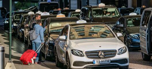 - Regjeringens rasering av drosjenæringa er sosial dumping satt i system