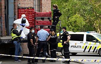 Nok en mann varetektsfengslet etter væpnet ran på postkontoret på Etterstad
