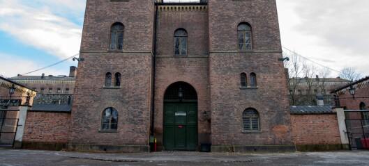 Innsatt siktet for drapsforsøk i Oslo fengsel