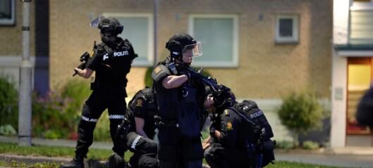 Politiet: Ingen indikasjon på at T-baneskytingen var rasistisk motivert