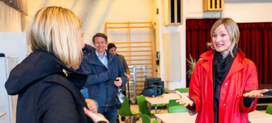 - Høyre burde skryte av Oslo i skolepolitikken