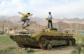 Ny fotoutstilling fra Afghanistan på OsloMet
