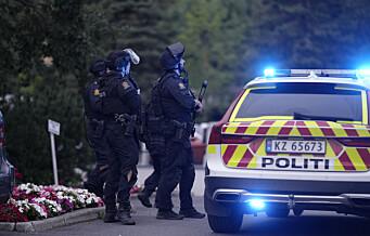 Ber om rettspsykiatrisk undersøkelse av mannen som er siktet for å ha skutt to menn i en T-banevogn på Skøyenåsen