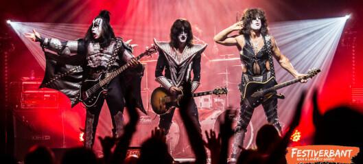 — Tydelig at folk er sugne på heftige rockekonserter
