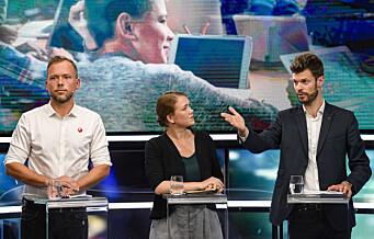 Ny meningsmåling: En av tre Oslo-folk sier de vil stemme Rødt, SV eller MDG