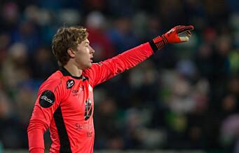Vålerenga henter inn ny keeper, til erstatning for Kristoffer Klaesson