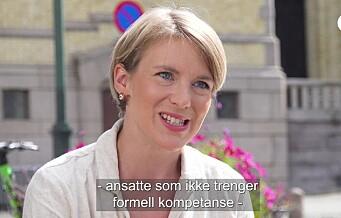 Kari Elisabeth Kaski (Oslo SV): – Folk ute i landet skjønner nok ikke helt hvor stengt nede vi i Oslo har vært. Se videoen
