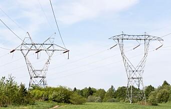 NVE trosser lokal motstand: Sier ja til 38 meter høye monstermaster på Smestad
