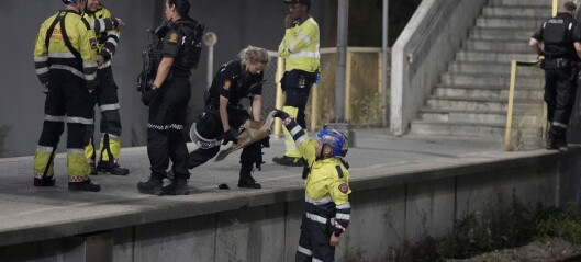 T-baneskyting på Brynseng: Vitner trodde de skulle bli skutt. Offer ikke livstruende skadd