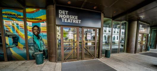 Kan bli streik i Operaen og teatrene