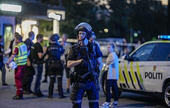 Politiet om tre Oslo-skytinger på to uker: – Ser ingen sammenheng mellom sakene