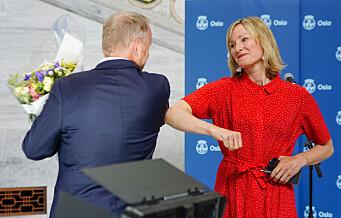 – Skolebyråden får ikke skryt for dårligere elevresultater, kutt i skoleøkonomien og for å nedprioritere norsk og matte