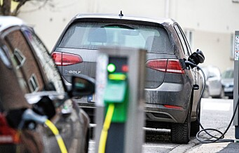 NAF-undersøkelse: - Folk i Oslo dobbelt så positive til elbiler. Men snart innføres avgifter