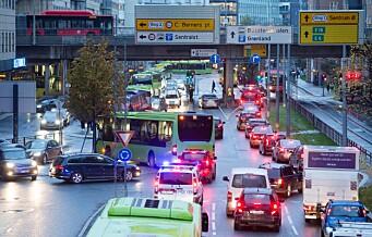 Færre trafikkdrepte i sommer-Oslo. Men på landsbasis økte antallet ofre