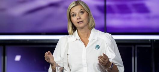 Budsjettlekkasje: 18 millioner til Oslo for å få på plass grunnlag for rusreform