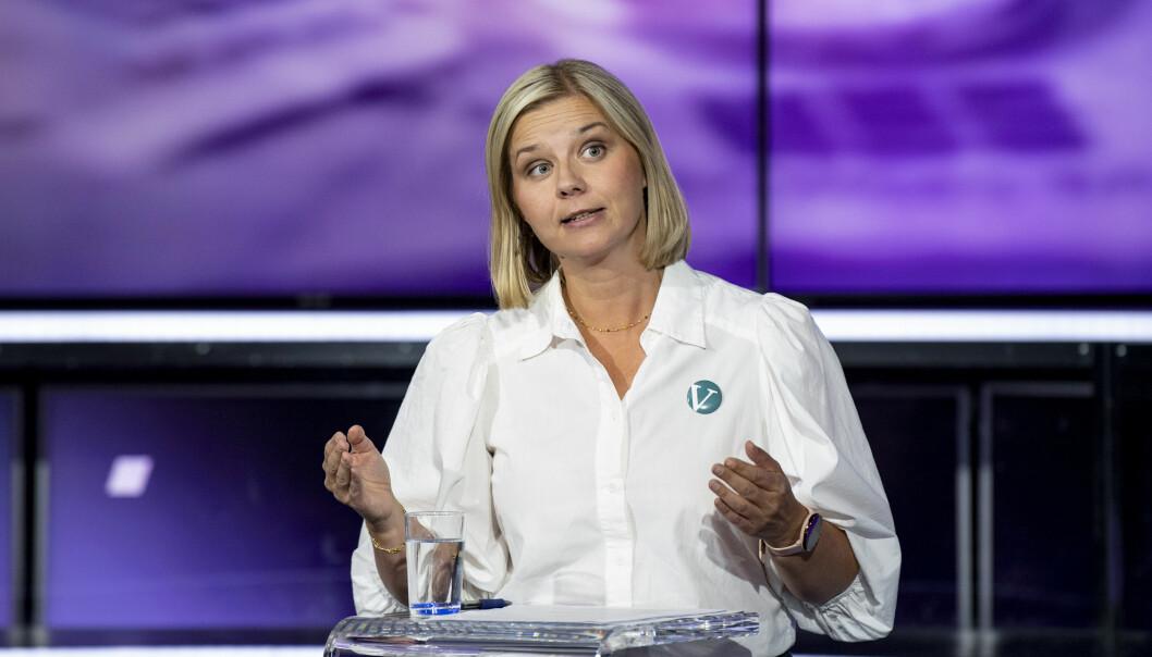 Venstre og Guri Melby er tilhengere av en rusreform.