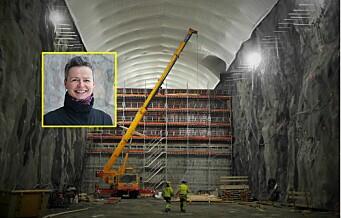 Viktig prosjekt for å gjøre Oslofjorden renere. I dag åpner Bekkelaget renseanlegg