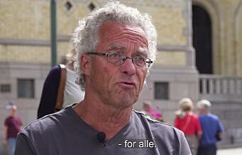 Rasmus Hansson (MDG): – Jeg har stor tro på å åpne byen. Få laget byrom som gjør at folk liker å være ute og bruke byen. Se videoen