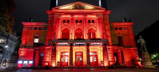 Operaen, Det norske Teatret og Nationaltheatret er tatt ut i streik – forestillinger utgår