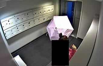 Dømt etter at sameie ga politiet overvåkingsbilder: - Kynisk og planmessig, sier retten om postkassetyveriene