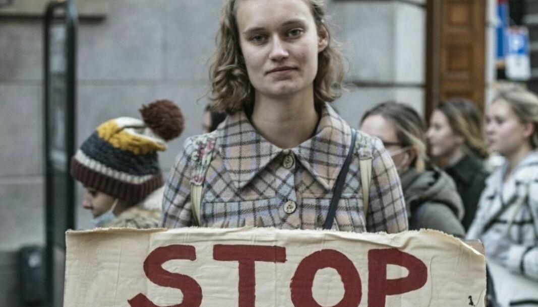 Jeg samtykker ikke til en politikk som går på tvers av klima og miljø, sier Cornelia Reichmann.
