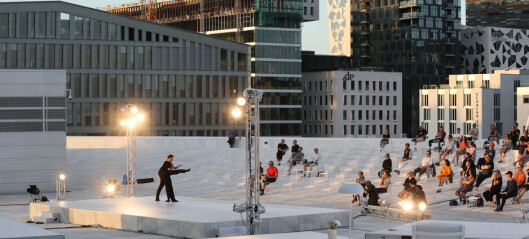 Operaen anklages for streikebryteri